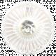 Treasured Mini- White Button