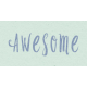 New Day- Awesome Word Art