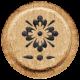 Toolbox Alphabet Bingo Chip Extras- Flower Bingo Chip 01