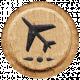 Toolbox Alphabet Bingo Chip Extras- Plane Bingo Chip