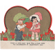 Toolbox Valentines Vintage Kit 1- Valentine 07