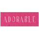 All the Princess- Adorable Word Art