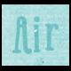 All the Princess- Air Word Art