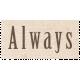 All the Princess- Always Word Art