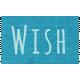 All the Princess- Wish Word Art