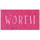 All the Princess- Worth Word Art