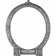 Metal Frame Template 043