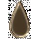 Apple Crisp- Enamel Seed Charm 02