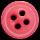 Enchanted- Salmon Button