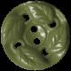 Fall Into Autumn- Green Button