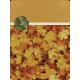 Fall Into Autumn- Leaf Journal Card