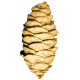 Fall Into Autumn- Add On- Pinecone