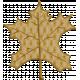 Fall Into Autumn- Maple Leaf Doodle Art
