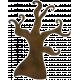 Chills & Thrills- Tree Doodle