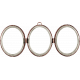 The Nutcracker- Triple Oval Frame