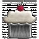 Nutcracker Doodle- Cupcake 02