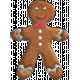 Nutcracker Doodle- Gingerbread Man