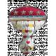 Nutcracker Doodle- Ornament 06