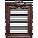 Nutcracker Wood Frame