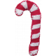 Felt Stuffed Candy Cane