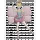 Nutcracker Doodle- Sugarplum Fairy