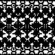 Snowflake Overlay Template 002