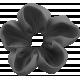 Fabric Flower Template 047