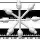 Snowflake Template 001
