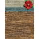 Woodland Winter- Wood Journal Card