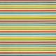 Look, A Book!- Primary Color Striped Paper