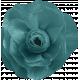 Good Day- Green Paper Flower
