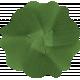 Fresh Start- Green Flower