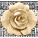 Work Day- Cream Flower