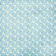 Strawberry Fields- Blue Flower Paper