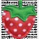 Strawberry Fields- Red Silk Strawberry