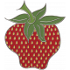 Strawberry Fields- Strawberry Doodle 01