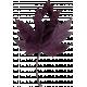 Thankful Heart- Purple Leaf