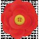 Let's Get Festive - Red Flower
