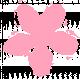 Spring Day Flower Stamp 03
