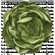 Classic Christmas- Green Flower
