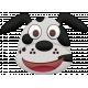 Shelter Pet Black and White Dog Element