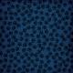 Tresured- Blue Paw Print Paper