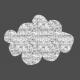 Kids Ahead- Chalk Cloud Element