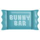 Easter- Blue Bunny Candy Bar Element