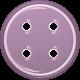 Easter- Purple Button Element