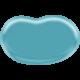 Easter- Blue Jellybean Element