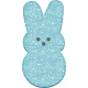 Easter- Marshmallow Bunny Blue