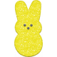 Easter- Marshmallow Bunny Yellow