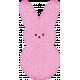 Easter - Pink Peep Bunny