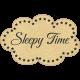 Sleepy Time- Sleepy Time Word Label